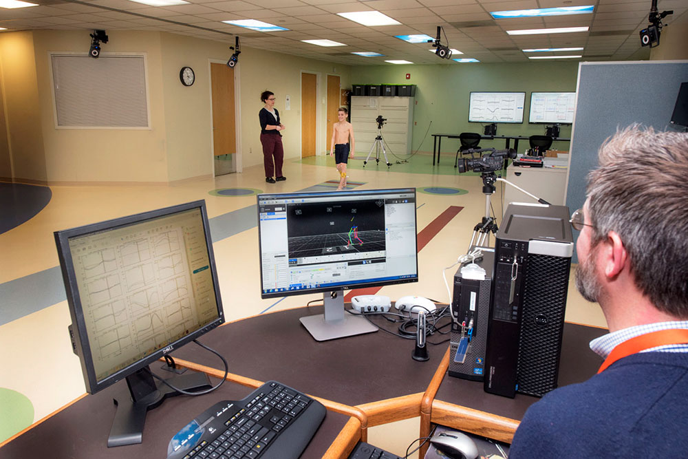 Motion Analysis Center Helps Customize Care