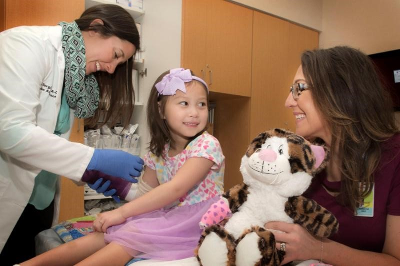 Child Life Specialist Month: Managing Anxiety In The Cast Room