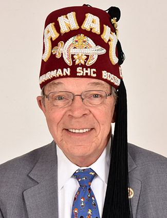 Boston Shriners Hospital Elects New Chairman of the Board of Governors